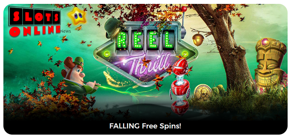 OCTOBER  Online Casino Promotions