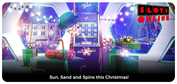 DECEMBER Online Casino Promotions