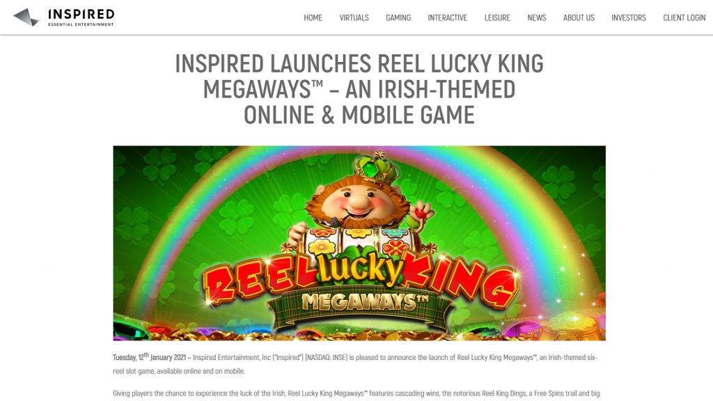New Slots Games February 2021